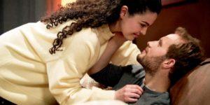 Shirin e Florian si baciano in sogno, Tempesta d'amore © ARD Christof Arnold
