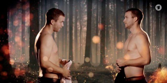 Tim e Boris, Tempesta d'amore © ARD (Screenshot) (1)