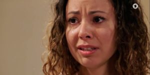 Vanessa disperata, Tempesta d'amore © ARD (Screenshot)