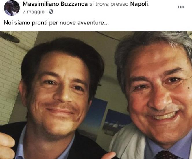 Filippo Sartori e Igor Volpicelli / Un posto al sole