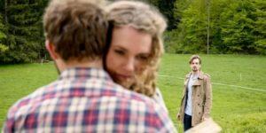 Hannes geloso di Maja e Florian, Tempesta d'amore © ARD Christof Arnold