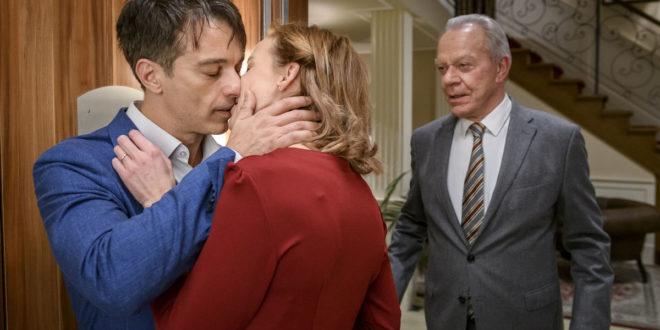 Robert, Cornelia e Werner / Tempesta d'amore