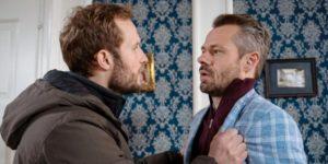 Florian affronta Erik, Tempesta d'amore © ARD Christof Arnold