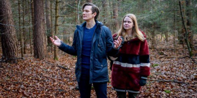 Joell e Lucy nel bosco, Tempesta d'amore © ARD Christof Arnold