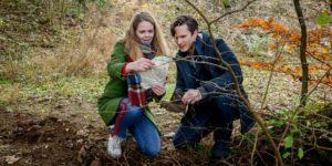 Lucy e Joell trovano il tesoro, Tempesta d'amore © ARD Christof Arnold