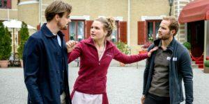 Maja divide Hannes e Florian, Tempesta d'amore © ARD Christof Arnold (1)