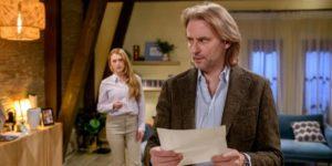 Michael nasconde a Rosalie la lettera di Natascha, Tempesta d'amore © ARD Christof Arnold