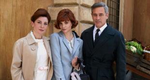 Valentina Bartolo, Gaia Bavaro e Massimo Poggio / Il paradiso delle signore