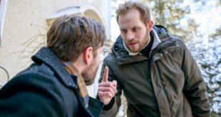 Florian affronta Cornelius, Tempesta d'amore © ARD Christof Arnold