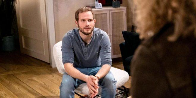 Florian fa una confessione a Maja, Tempesta d'amore © ARD Christof Arnold