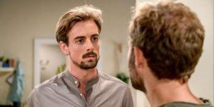 Hannes affronta Florian, Tempesta d'amore © ARD Christof Arnold (1)