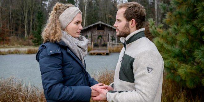 Maja e Florian si avvicinano, Tempesta d'amore © ARD Christof Arnold