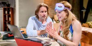 Michael preoccupato per Rosalie, Tempesta d'amore © ARD Christof Arnold
