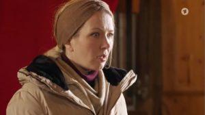 Selina sconvolta dalla proposta di matrimonio di Christoph, Tempesta d'amore © ARD (Screenshot)