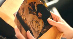 La lettera con la foto del bacio tra Selin e Deniz / Love is in the air