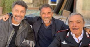 Don Matteo 13 / Raoul Bova e Nino Frassica