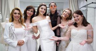 EDA e il cast femminile / Love is in the air