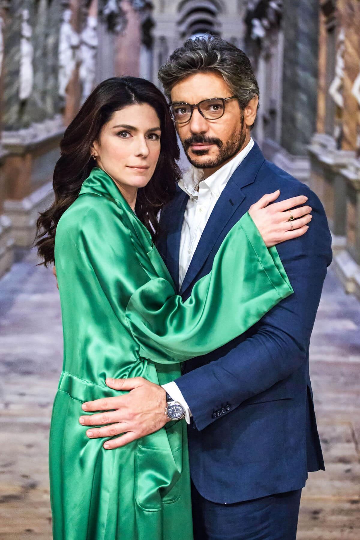 Luce dei tuoi occhi: Anna Valle e Giuseppe Zeno