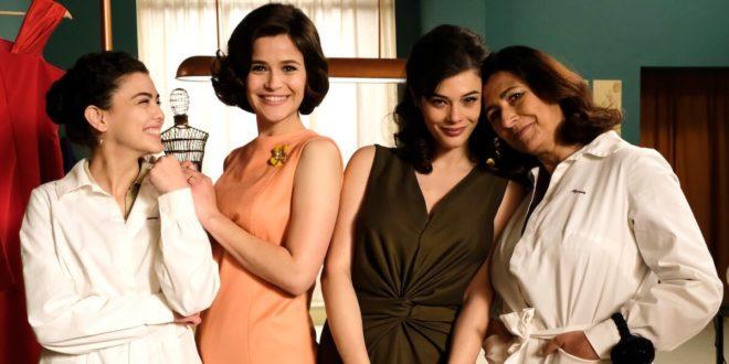 Maria, Gabriella, Tina e Agnese / Il paradiso delle signore