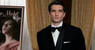 Roberto Landi (Filippo Scarafia) / Il paradiso delle signore