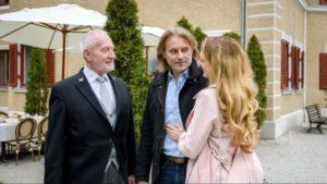 Alfons, Michael e Rosalie, Tempesta d'amore © ARD Christof Arnold