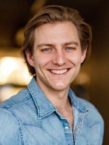 Matthias Zera interpreta Henning von Thalheim, Tempesta d'amore © Alan Ovaska