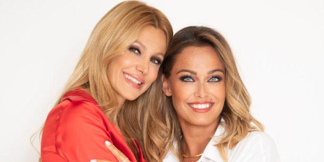 Sonia Bruganelli e Adriana Volpe / Grande Fratello Vip
